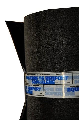 Équerre de renfort SOPREMA - rouleau 10 x 0.25 m - 82584