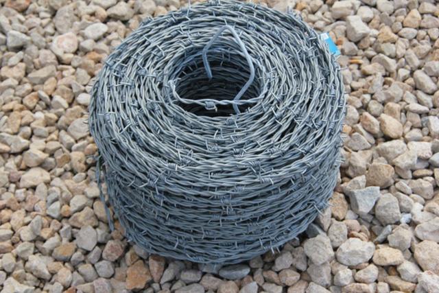 Ronces artificielles type EU classe A CAUMON  - bobine de 16 x 4 - 200m - 798202