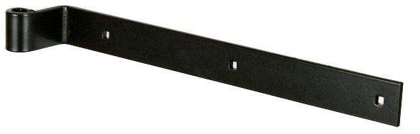 penture coud e epoxy noir bout carr 1pd92 penture et gond gond penture gond fiche. Black Bedroom Furniture Sets. Home Design Ideas