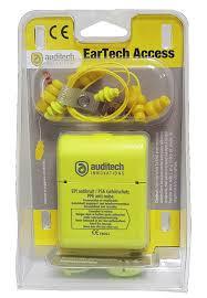 Bouchons d'oreilles Eartech Access 25 AI AUDITECH - ACCESS25AI