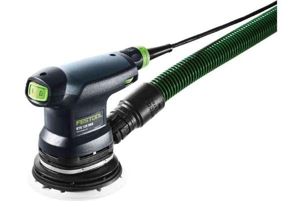Ponceuse excentrique ETS 125 REQ-Plus FESTOOL - avec accessoires - en Systainer M3 - 576069