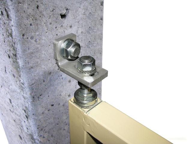 best place arrives purchase cheap Kit pivot de portail à cheviller ING FIXATIONS - Pivot de ...