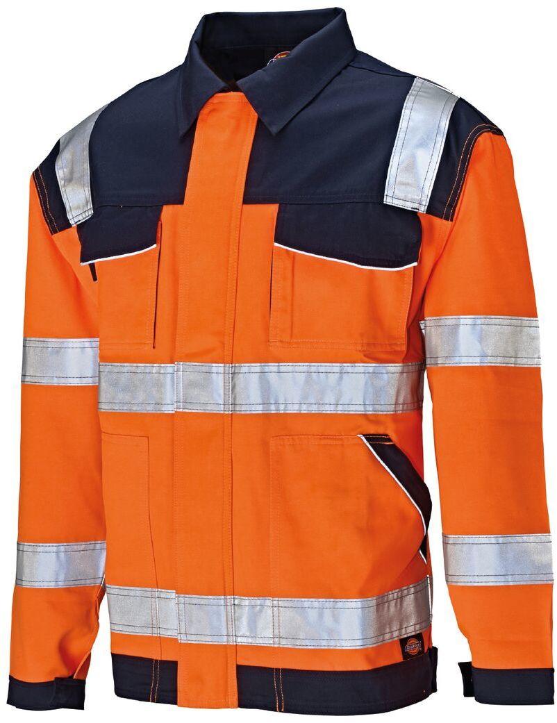 Veste haute visibilité orange DICKIES - SA30015ORN