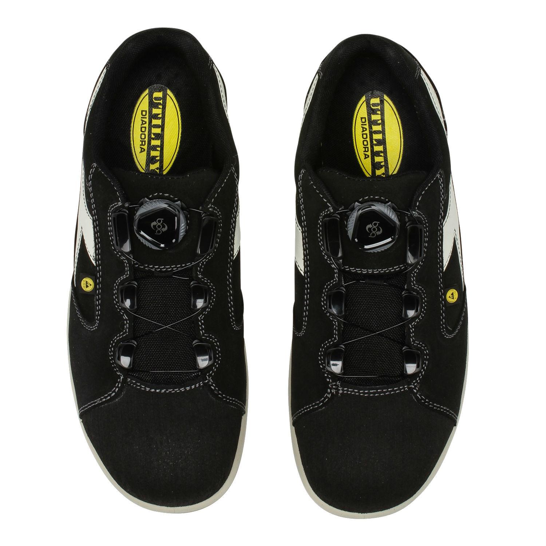 Chaussures de sécurité DIADORA D-Jump Low Pro Boa - S3 SRC ESD - 701.173538-80013