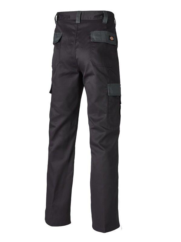 Pantalon de travail DICKIES Everyday ED24/7 - Gris et noir - ED247