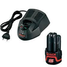 Veste Chauffante Complète GHJ BOSCH 12+18V - Batterie et chargeur - 061880000