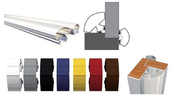 Joint euro-pare-doigts New Design + Kit ELTON-FRANCE CALFEUTRAGE