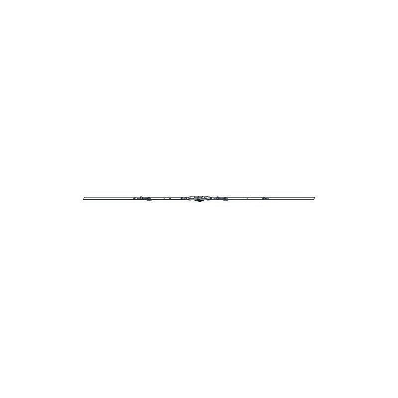 Roo-16HAO Bague Anti-d/érapante Type Ergonomique en Acier Inoxydable A113 45 mm Serrure Lotus