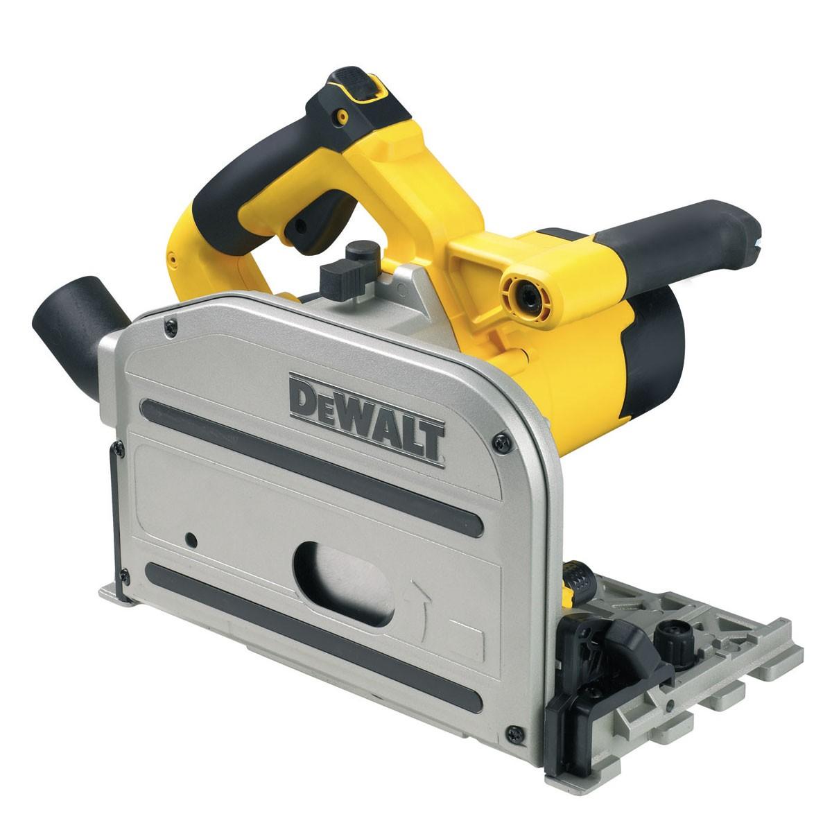 Scie plongeante 165 mm DEWALT - DWS520K