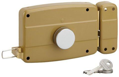 Serrure de garage THIRARD - à tirage te bouton - QPE06309