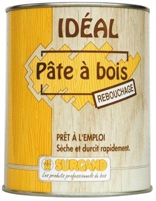 Pâte à bois Idéal - SURGAND - rebouchage - 787200