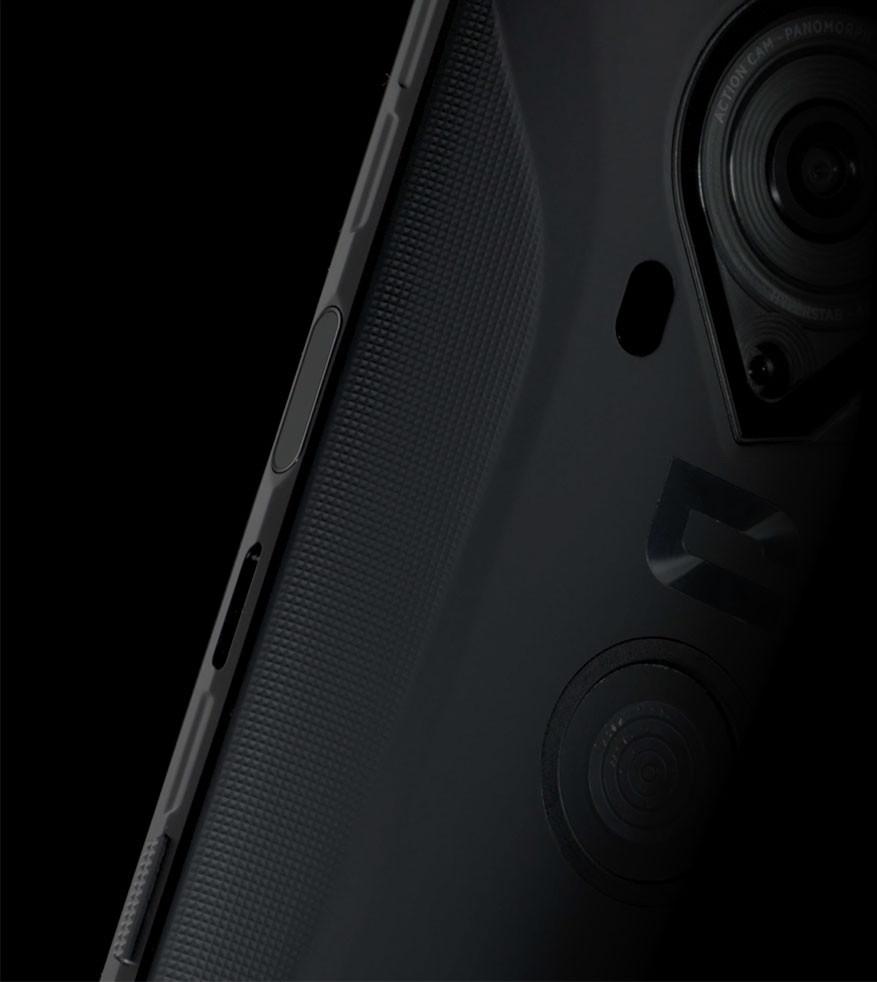 Smartphone TREKKER-X4 CROSSCALL - avec Action Camera + système X-Link - Pack pro SAV Premium - TRX4.BO.NR155