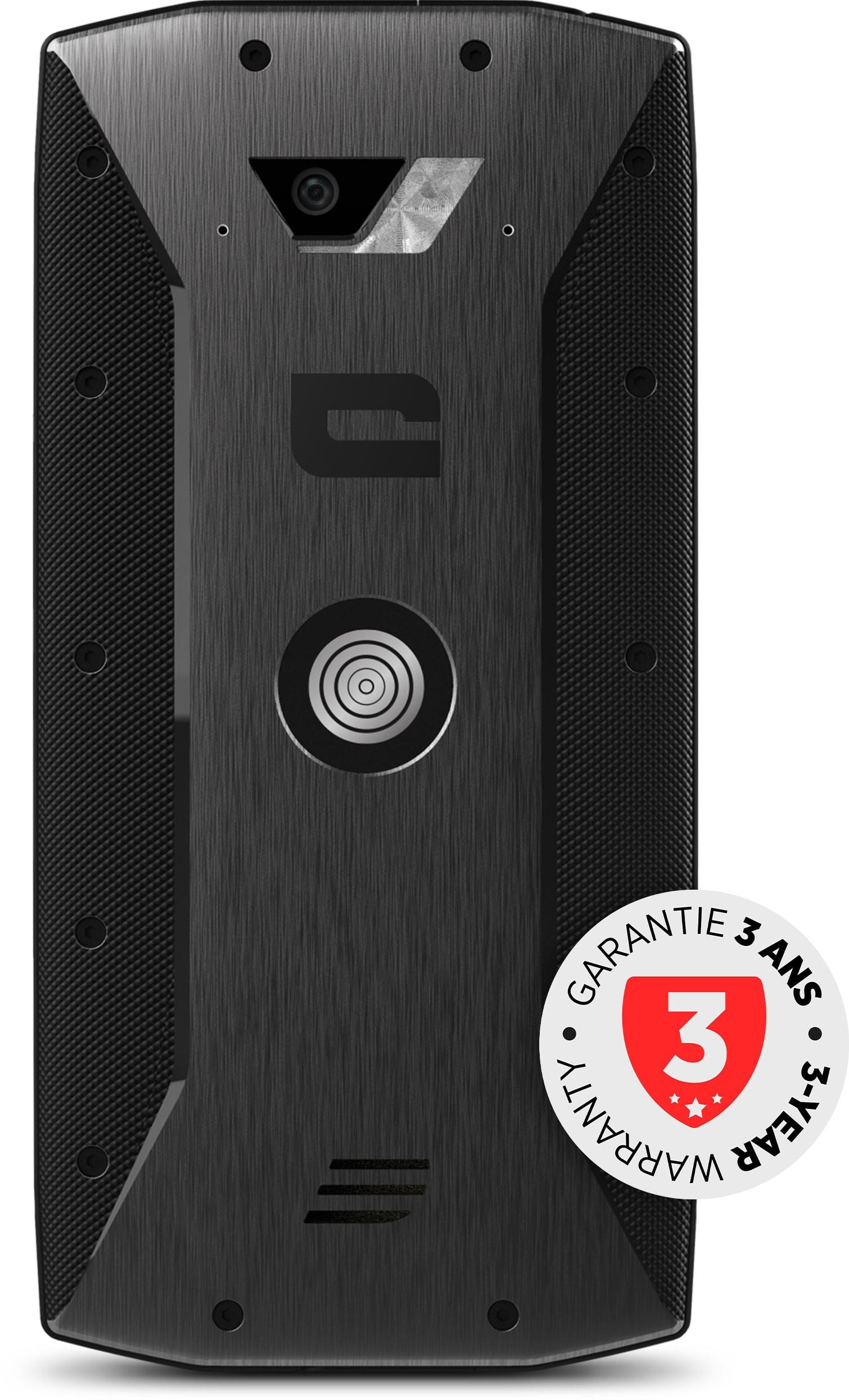 Pack Pro Core-M4 CROSSCALL - accessoires + X-Glass + écouteurs X-Play - COM4.PACKPRO