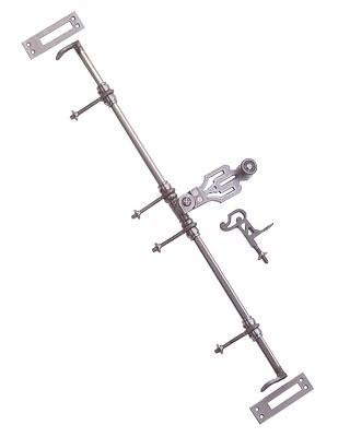 Accessoires pour espagnolette de croisée TORBEL - QPE08122