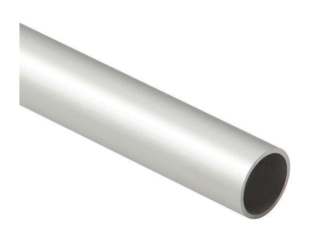 Tube de penderie DUVAL BILCOQ - aluminium anodisé - longueur 3m - 51-0102