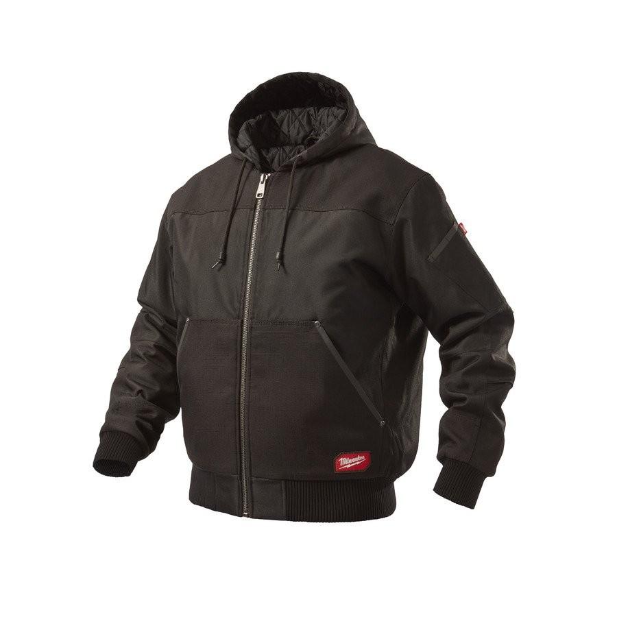 Blouson à capuche Noir WGJHBL T.XL MILWAUKEE - 4933459438
