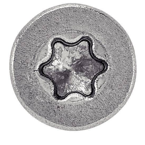Vis autoperceuses ACTON - Tête fraisée - Torx - Ø 3.5 X 9.5 mm - Boite de 500 - 333433,5X9,5CR3