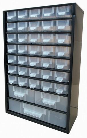 Casier acier à séparateurs VISO - 209820