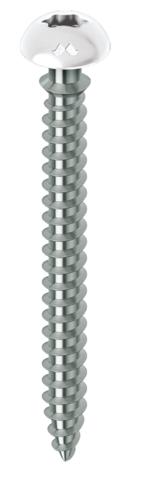 Vis MUSTAD de rénovation - Pour menuiserie PVC Framex