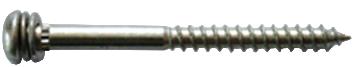 Vis d'assemblage mécanique - Tête ronde acier