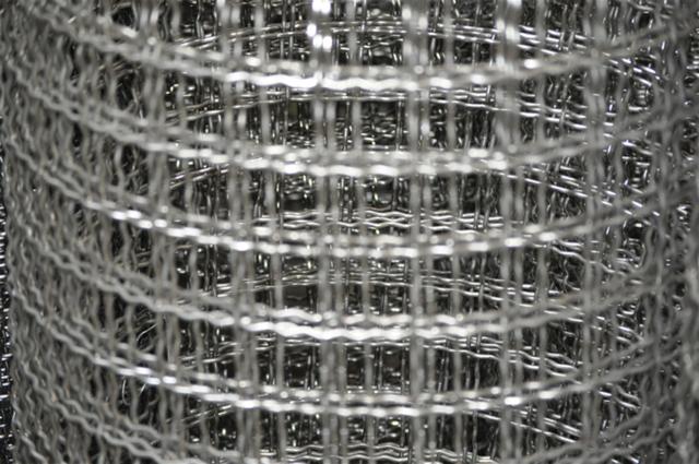 Grillage ondulé - GANTOIS - panneau de 2000 x 1000 mm - GAN4170