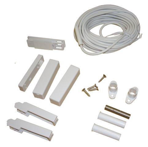 Contact magnétique 10390 NO Câble 6 mL INTEGRAL SYSTEM