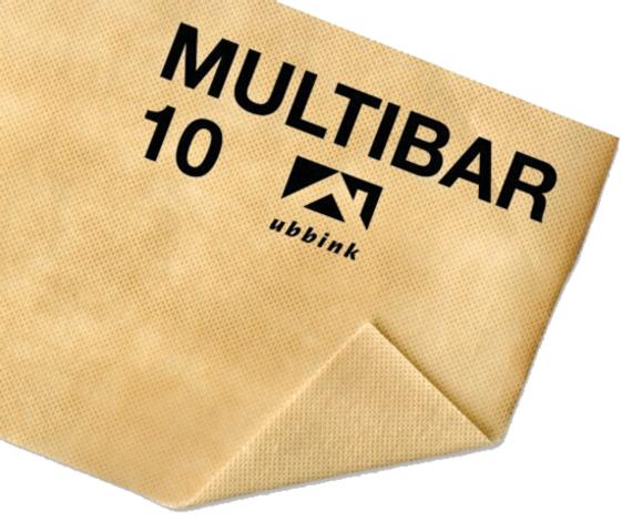 Régulateur vapeur Multibar 10 UBBINK - rouleau 1.5 m x 50 m - 204025