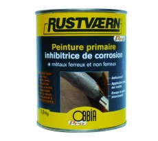 Vernis antirouille OBBIA RUSTVAERN Spray - Incolore - Flacon de 500ml - RUSTSPCO