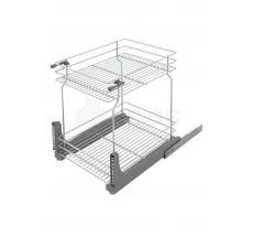 Coulissant bas cuisine - SIGE - hauteur 530 mm profondeur 500 mm - SIG6562