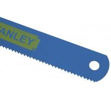 Boite de 100 lames de scie à métaux HSS bi-métal laser 8 dents STANLEY - 1-15-557
