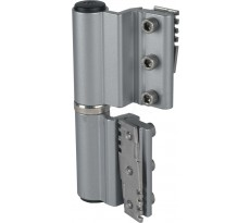 Paumelle à clamer GIESSE Flash XLR - porte lourde - 11420