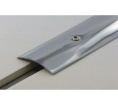Seuil à visser 50mm L.2,70m 3M Inox - 22 00 11