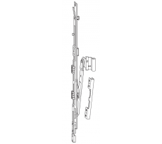 Kit de base ROTO pour Oscillo-battant - chassis cintré et trapézoïdal