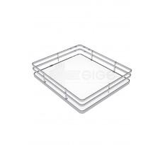 Panier à fond blanc - SIGE - pour élément de 300 et 400 - SIG6562