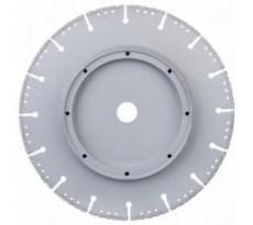 Disque BOSCH à tronçonner diamanté & meule à ébarber - Best for Metal - Ø230mm - 2608615120