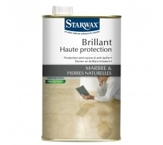 Brillant haute protection STARWAK Marbre et pierres - 1L - 330