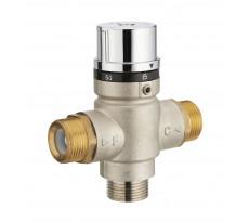 Mitigeur thermostatique de chauffe-eau mâle M3/4' (20x27) NOYON & THIEBAULT - 7705-20C1