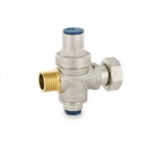 Réducteur de pression mâle femelle MF3/4' (20x27) avec prise manomètre NOYON & THIEBAULT - 7595-20C1