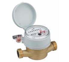 Compteur divisionnaire eau froide double mâle M3/4' (20x27) NOYON & THIEBAULT - 7600-E20ET