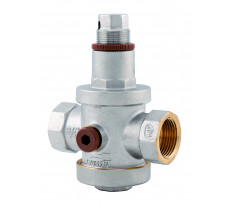 Réducteur de pression NF femelle F3/4' (20x27) avec prise manomètre NOYON & THIEBAULT - 7591-20B1