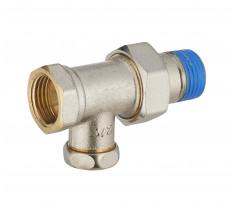 Té de réglage pour radiateur mâle M1/2' (15x21) NOYON & THIEBAULT - 803582