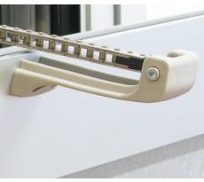 Etrier UCS pour chassis à soufflet STILE - Blanc - 41584E