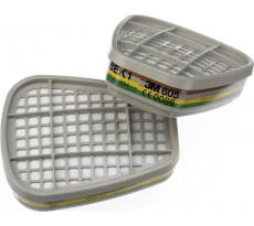 Filtre ABEK1 3M 6059 - paq/2 - K605901