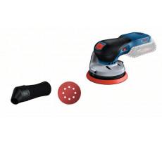 Ponceuse excentrique BOSCH GEX 18V-125 Professional - Sans batterie, ni chargeur - 0601372201