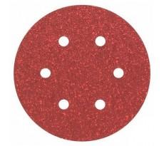Disque papier velcro rigide VC153 6 trous HERMES - Ø150 - EB27