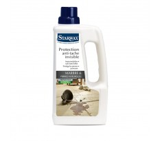 Protection anti-taches STARWAX marbre et pierres - 1L - 594