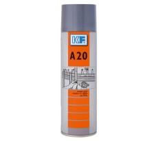 Graisse graphite et Mos 2 - KF SICERON - Aérosol - 650ml / 400ml - 6096
