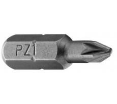 Embout vis Pozidriv 1x25mm - BOST - 683502