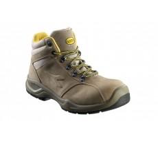 Chaussures de sécurité DIADORA - Flow II HI - tige haute - marron - 247563