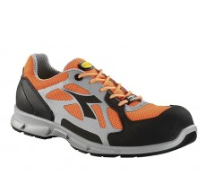Chaussures DIADORA D-Flex Bright - S1P-SRC - Orange Fluo - 701.170967-C6242